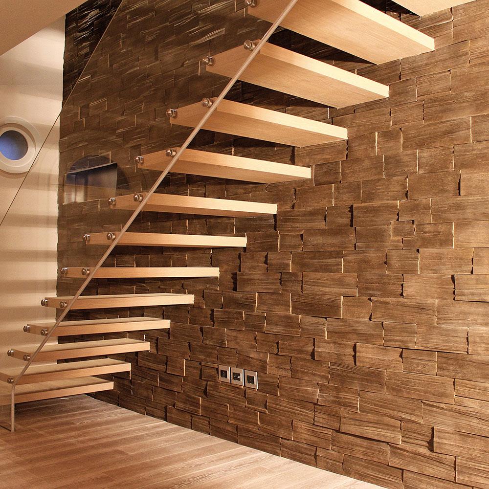 w nde aus stein beton wandverblender in steinoptik. Black Bedroom Furniture Sets. Home Design Ideas